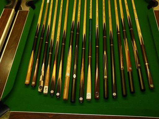 The Snooker Shop Manchester | Cue Table Pool